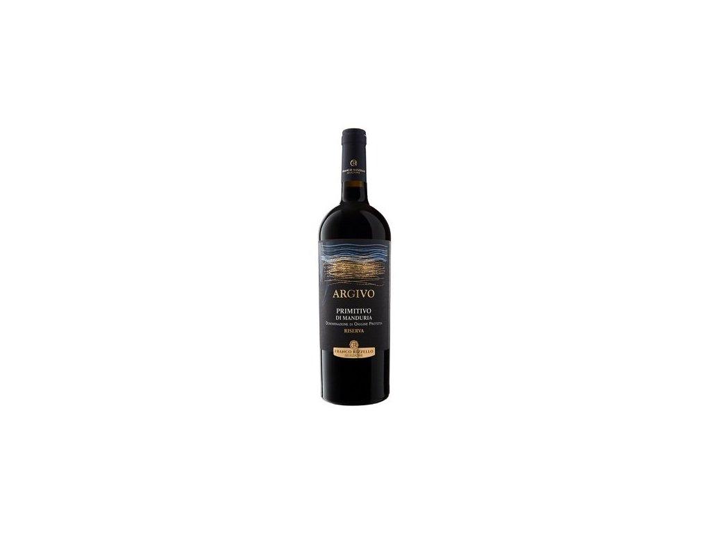 Le Vigne Di Sammarco - Primitivo Di Manduria Argivo 0,75 l