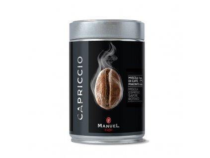 Manuel Caffé - Capriccio mletá káva 250 g